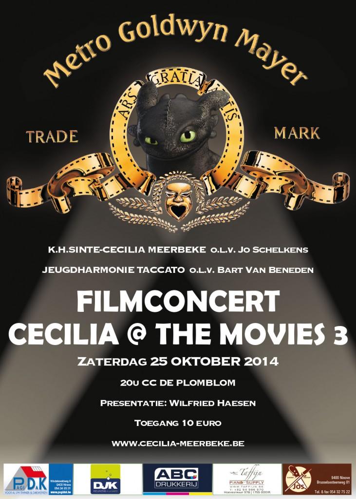 Cecilia @ the movies 3