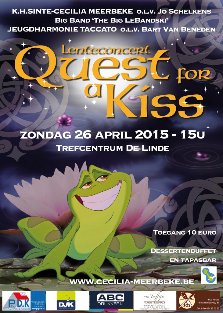 Affiche Quest for a Kiss